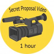 1 hour video packege logo
