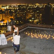 Rooftop proposal NYC