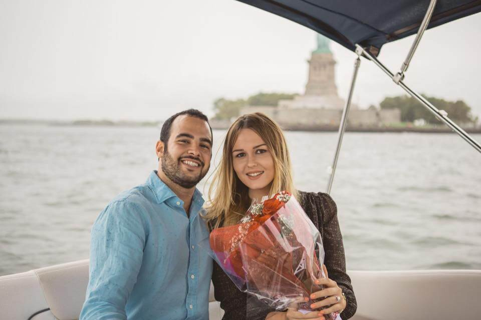 Statue Of Liberty Marriage Proposal Proposal Ideas And Planning