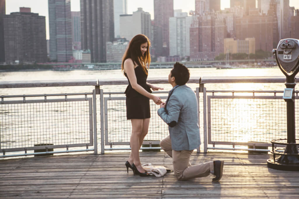 Romantic Proposal Ideas Nyc Choice Image Proposal Template Design