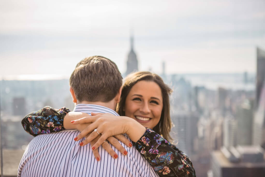 3 Reasons Why You Should Propose In A Private Environment Proposal